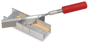 Aluminum Excel Mini Miter Box Set