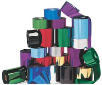 Rolls of Metallic Prom Streamers